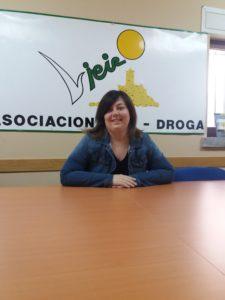 Foto: Pedagoga Dalila Vizcaíno Regueira.